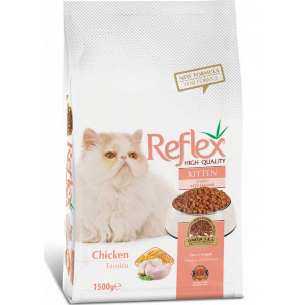 REFLEX CAT KITTEN CHICKEN 15kg