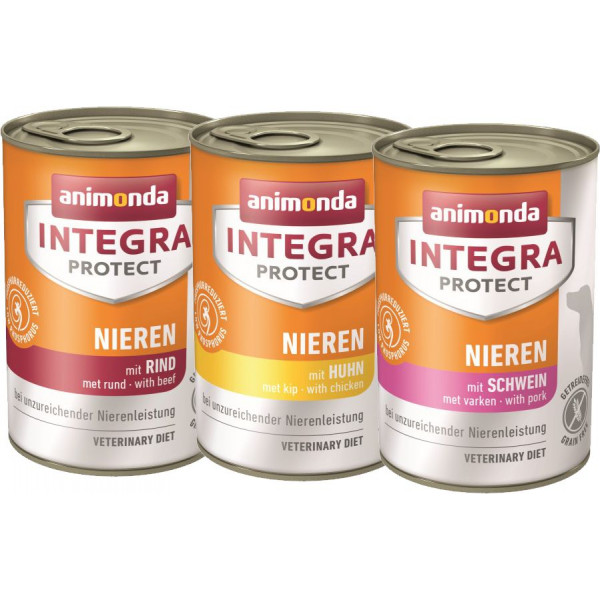 INTEGRA DOG PROTECT RENAL 400gr