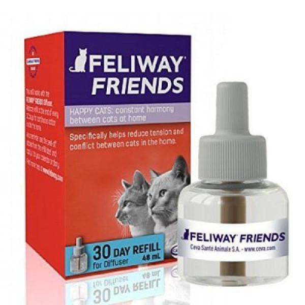 FELIWAY FRIENDS REFILL (ΑΝΤΑΛΛΑΚΤΙΚΟ) 48ml