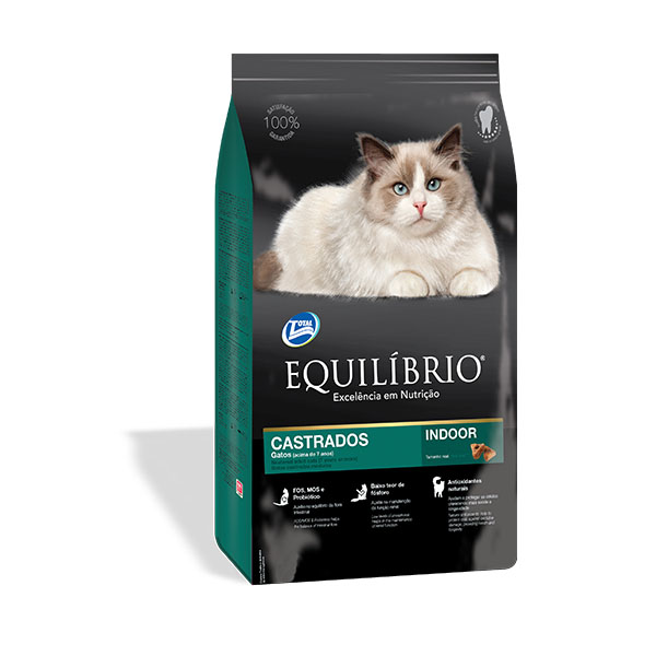 EQUILIBRIO ADULT CATS MATURE 2kg
