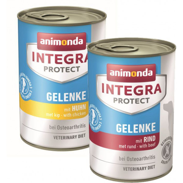 INTEGRA DOG PROTECT JOINTS 400gr