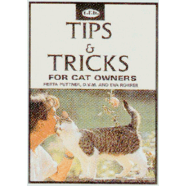 CAT OWNERS TIPS & TRICKS FOR
