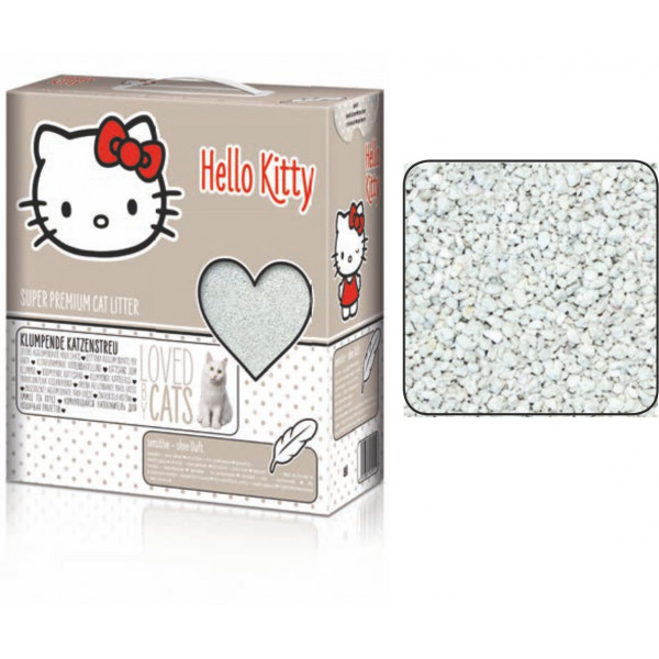 HELLO KITTY CAT LITTER SENSITIVE 8 lt